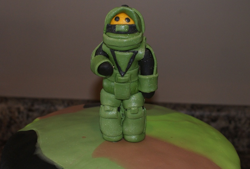 Captain Sergeant - from Halo